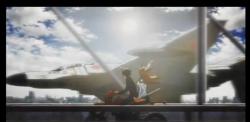 JASDF RF4C flyby
