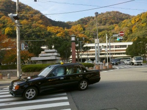 ShinKobe Station and Portland-style hills
