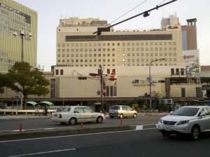 Sannomiya Terminal Hotel, Kobe
