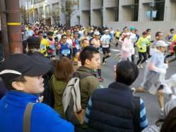 More marathoners