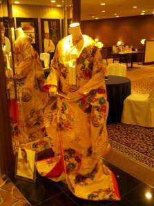 Kimono at the Kobe Portlandia Hotel