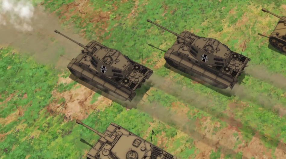 Girls Und Panzer The Anime 2 Foundonweb