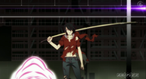 Araragi-kun saves the day