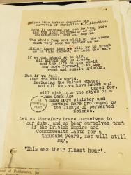 The original notes