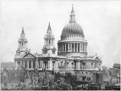 Saint Paul's, 1891