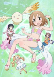 1. Mahou Shoujo: Grade-school-age magical girl has bikini for costume