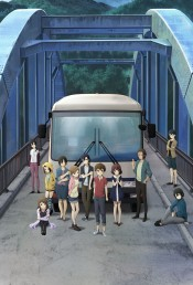 2. Mayoiga The Boys on the Bus, headed for the Hotel California Directed by Mizushima