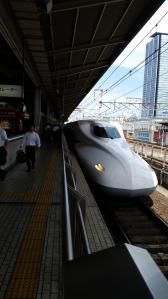 Last shinkansen