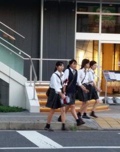 Last schoolgirls