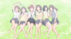 Three of these girls will be the lucky winner. More, if there's a second season